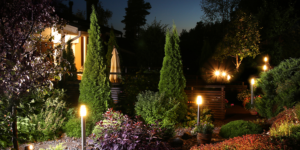 Outdoor Lighting Design & Installation