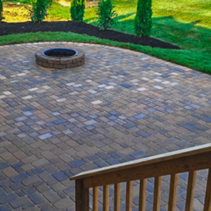 Paver Patio and Fire Pit Installation Chattanooga TN