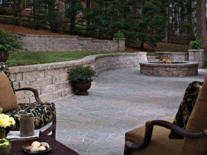 Patio and Retaining Wall Contractor Near Chattanooga TN - Thompson Brothers Landscaping